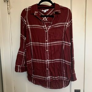 NWT Flannel Shirt